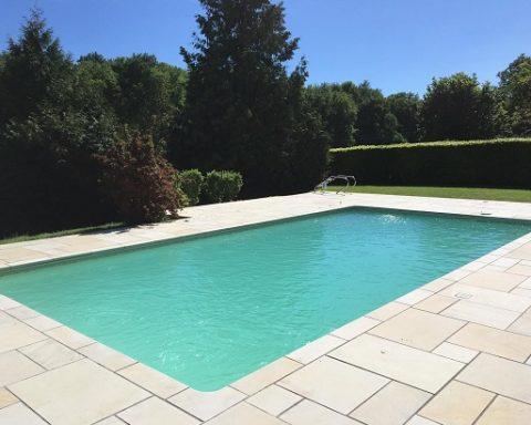 Swimming Pool Terrace Renovation